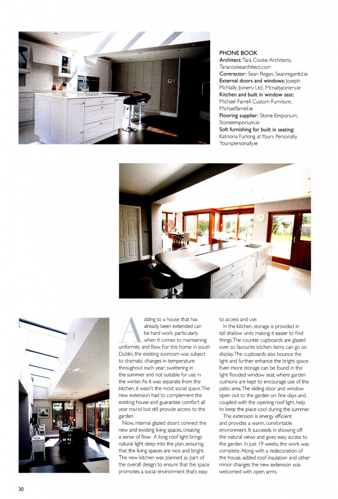 House & Home July Aug 2015 Pg2